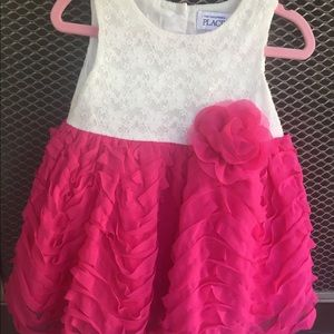 Girls NWT Children's Place Dress 6-9M